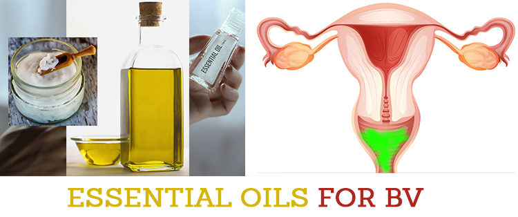 Essential Oils For BV